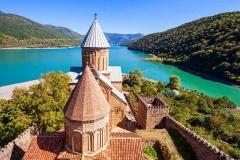 Ananuri-Gruziya-vid