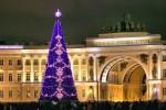 Новогодний Санкт-Петербург фото